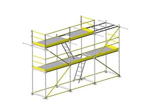 Security Scaffolding Systems